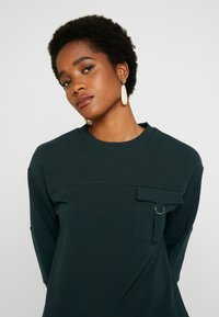 Warehouse - UTILITY - Sweatshirt - green - 3