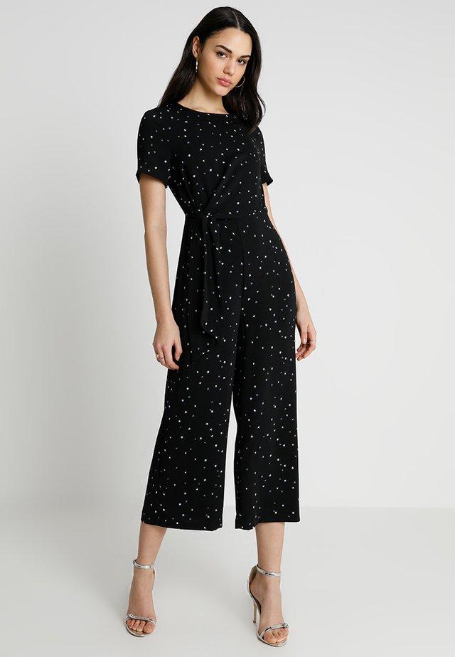 ESTELLA STAR PRINT  - Jumpsuit - black