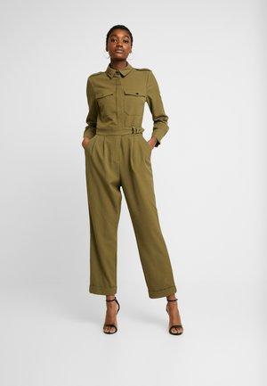 UTILITY - Overall / Jumpsuit /Buksedragter - khaki