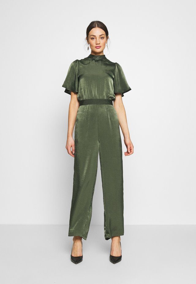 Overall / Jumpsuit - olive