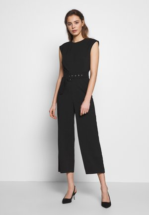 BUCKLE  - Tuta jumpsuit - black
