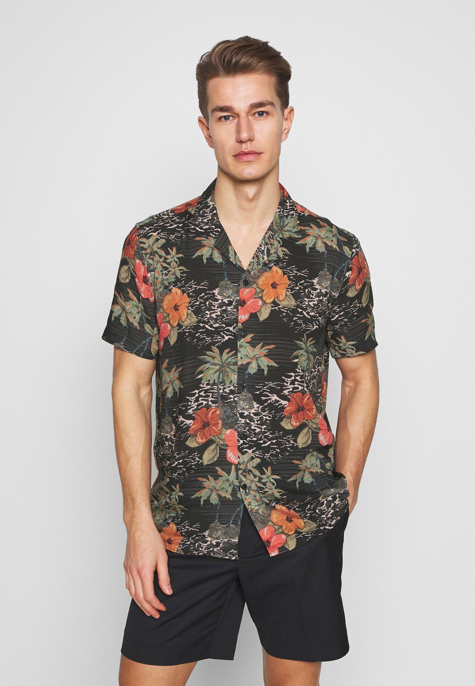 Warehouse HAWAIIAN SHIRT - Koszula - multi-coloured