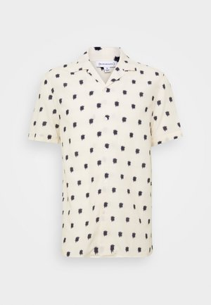 ABSTRACT PRINT - Camicia - off white
