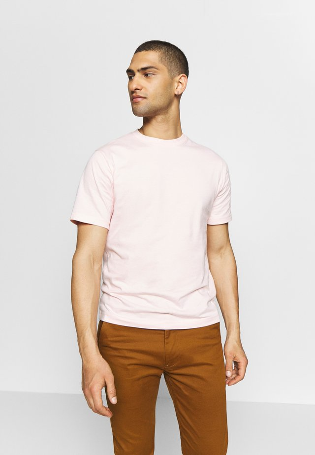 CREW NECK - T-shirt basic - pink