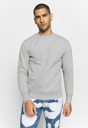 CREW NECK - Sweater - grey