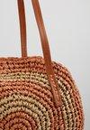 Warehouse - CIRCLE SHOPPER - Shopping bag - orange