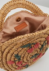 Warehouse - CHERRY CIRCLE BAG - Kabelka - beige - 4
