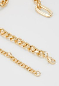 Warehouse - HEAVY CHAIN Y NECKLACE - Necklace - gold-coloured - 2