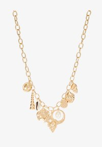 Warehouse - CHARM COLLAR - Necklace - gold-cloured - 3