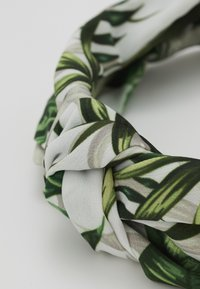 Warehouse - TROPICAL KNOT - Hair Styling Accessory - green - 4