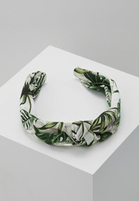 Warehouse - TROPICAL KNOT - Hair Styling Accessory - green - 0