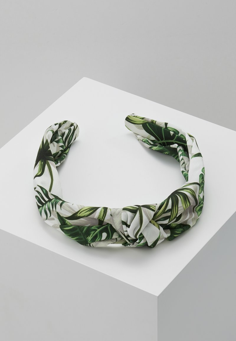 Warehouse - TROPICAL KNOT - Hair Styling Accessory - green