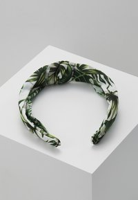 Warehouse - TROPICAL KNOT - Hair Styling Accessory - green - 2