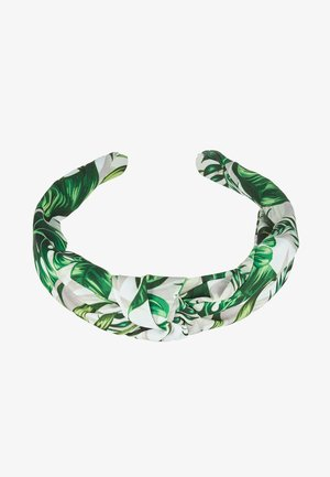 TROPICAL KNOT - Hair Styling Accessory - green