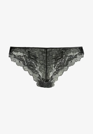 PERFECTION - Thong - charcoal