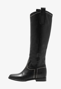 WAY OUT LONDON - Cowboy/Biker boots - nero - 1