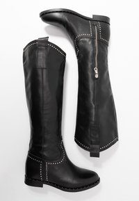 WAY OUT LONDON - Cowboy/Biker boots - nero - 3