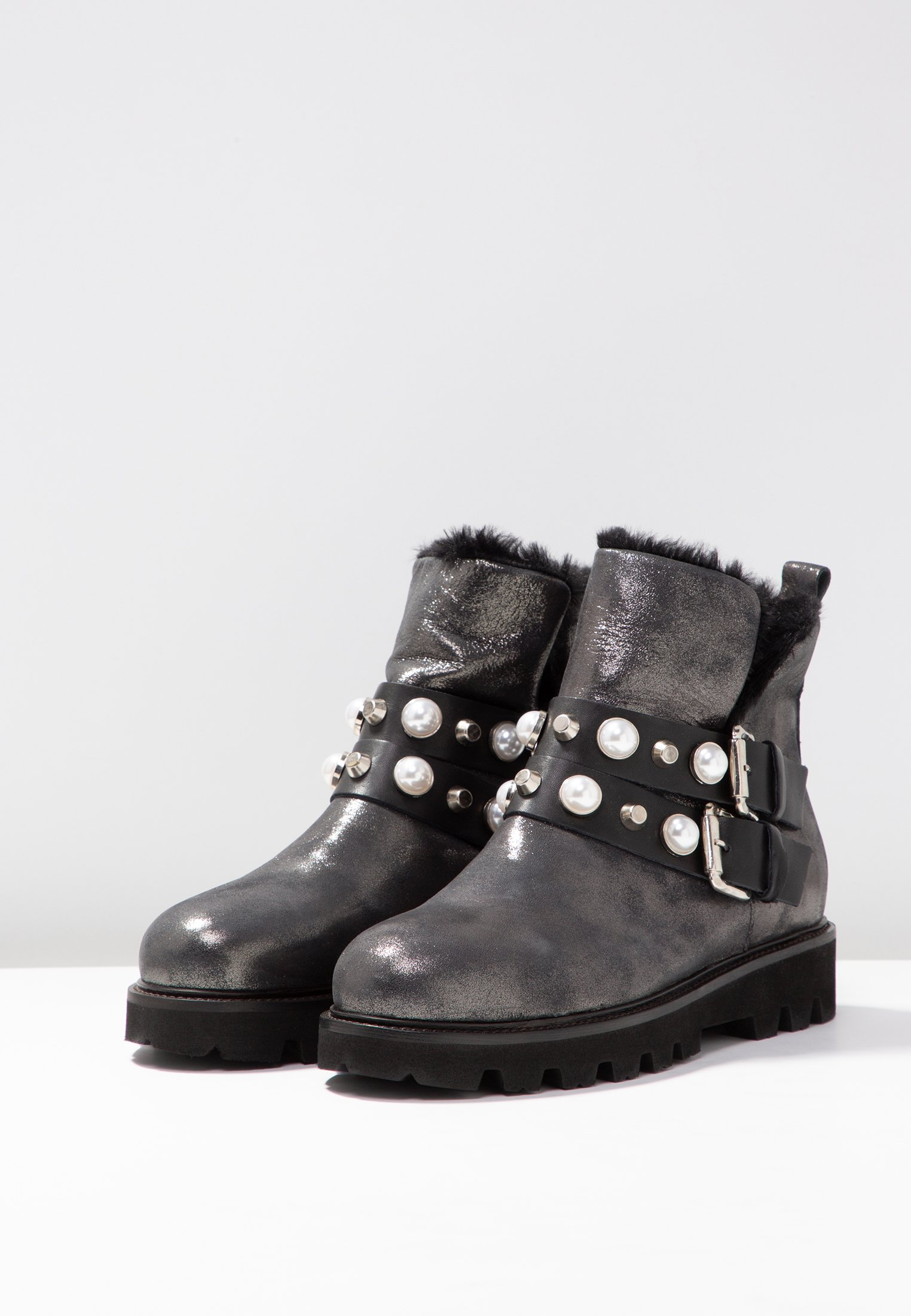 London Out PlateauGlam Way À Bottines fucile Yfg76yb