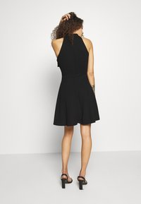 WAL G PETITE - DRESS - Žerzejové šaty - black - 2