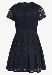 WAL G PETITE - PETITE SHORT MINI - Cocktail dress / Party dress - navy - 1