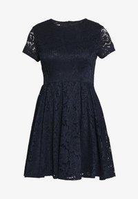 WAL G PETITE - PETITE SHORT MINI - Cocktail dress / Party dress - navy - 0