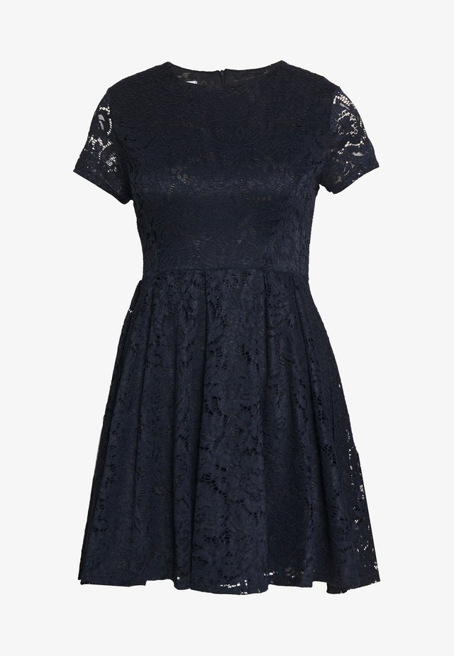 PETITE SHORT MINI - Cocktail dress / Party dress - navy