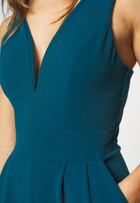 WAL G PETITE - PETITE EXCLUSIVE V NECK - Combinaison - teal - 4