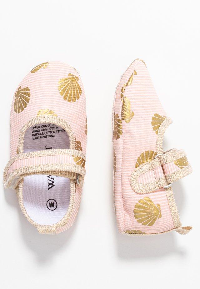 MINI  - Chaussons pour bébé - light pink
