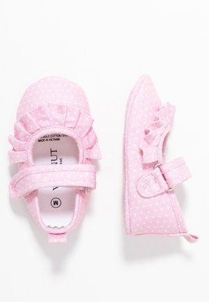 MINI FRILL - Babyschoenen - pink