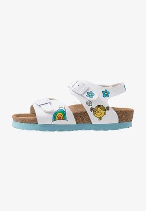 ROTTERDAM - Sandals - white