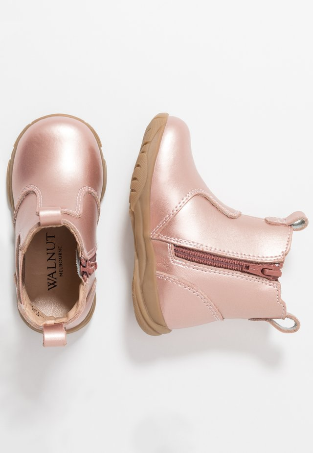 RODEO BOOT - Nilkkurit - rose gold