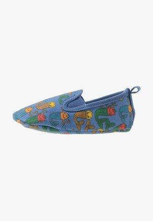 MINI CHARLIE - Chaussons pour bébé - deep blue sea
