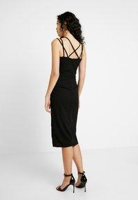 WAL G TALL - Pouzdrové šaty - black - 3