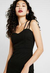 WAL G TALL - Pouzdrové šaty - black - 5