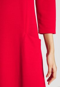 Wallis Tall - BUCKET POCKET SWING DRESS - Jersey dress - red - 4