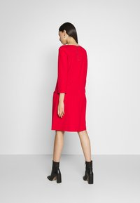 Wallis Tall - BUCKET POCKET SWING DRESS - Jersey dress - red - 2