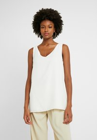 Wallis Tall - V NECK - Blouse - ivory - 0