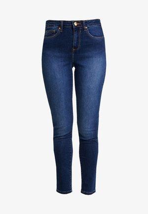 SCARLET - Jean slim - blue denim