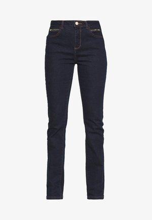 HARPER  - Straight leg jeans - indigo
