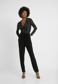Wallis Tall - INFINITY SLEEVE - Jumpsuit - black - 1