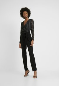 Wallis Tall - INFINITY SLEEVE - Jumpsuit - black - 0
