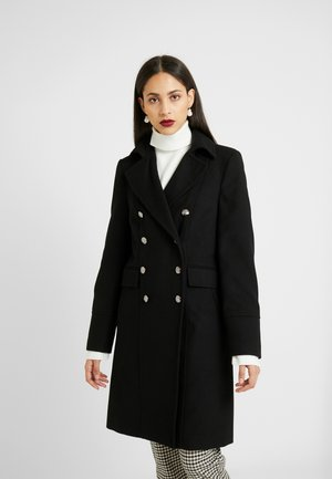 MILITARY COAT - Manteau classique - black