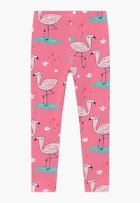 Walkiddy - CUTE FLAMINGO 2 PACK - Legging - pink/dark blue - 1