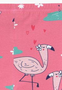 Walkiddy - CUTE FLAMINGO 2 PACK - Legging - pink/dark blue - 4