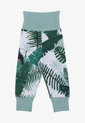 TROPICAL TUCANS - Tracksuit bottoms - multi coloured