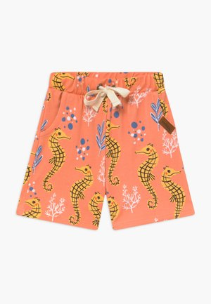 SEAHORSES - Shorts - orange