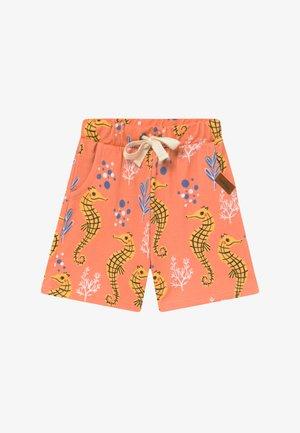 SEAHORSES - Shorts - orange