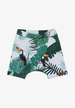 TROPICAL TUCANS - Shorts - multicolored
