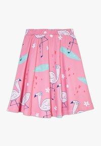 Walkiddy - CUTE FLAMINGO SKIRT - A-line skirt - pink - 1