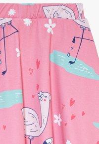 Walkiddy - CUTE FLAMINGO SKIRT - A-line skirt - pink - 3